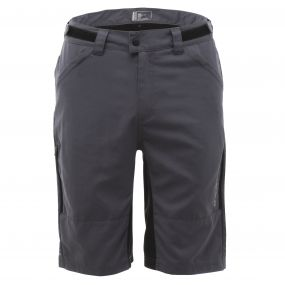 Transpire 2-in-1 Shorts Ebony Grey