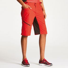 Adhere Convertible Short Seville Red