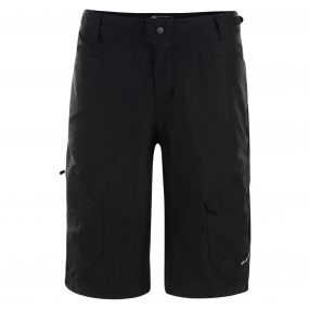 Adhere Convertible Cycle Short Black