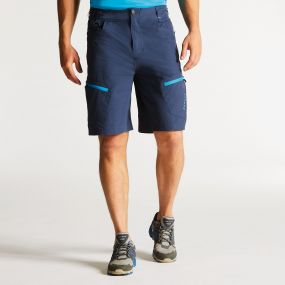 Men's Tuned In Shorts Admiral Blue