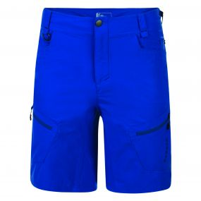 Tuned In Shorts Oxford Blue
