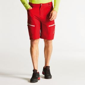 Men's Tuned In Shorts Danger Red