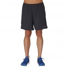 Men's Intersperse Multisport Shorts Ebony Grey
