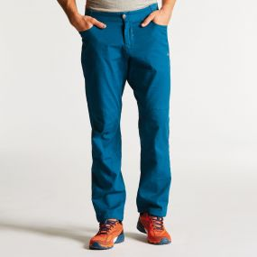Intendment Trouser Kingfisher Blue