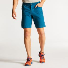 Men's Intendment Shorts Kingfisher Blue