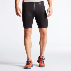 Men's Strike Off Training Shorts Black