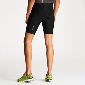 Men's Sidespin Gel Cycle Shorts Black