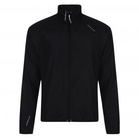 Men's Fired Up Windshell Jacket Black