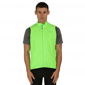 Fired Up Gilet Neon Green