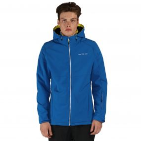 Reconcile Softshell Hoody Oxford Blue