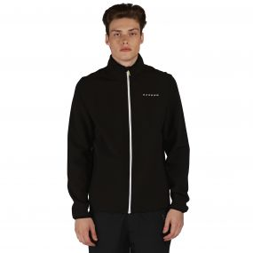 Assaliant II Softshell Black