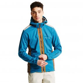 Men's Reprieve Softshell Jacket Titan Blue