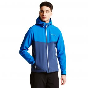 Men's Devise Softshell Jacket Admiral/OxfB