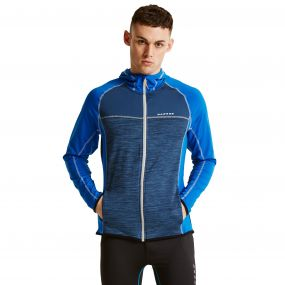 Men's Ratify II Core Stretch Midlayer Jacket OxfBl/Admirl