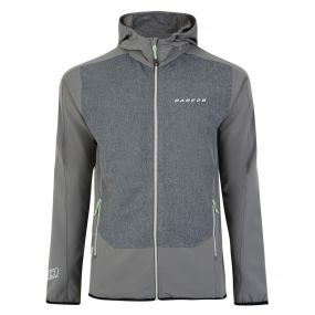 Appertain Softshell Smokey/Charcoal