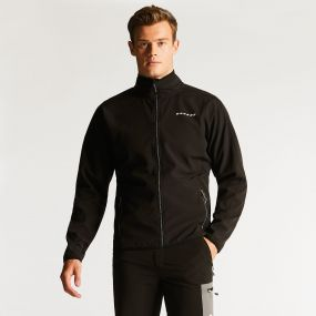 Men's Allied Softshell Jacket Black