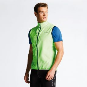 Men's Fired Up II Men's Vest Neon Green