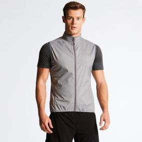 Men's Fired Up II Vest Mid Grey