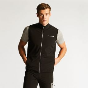 Men's Allied Vest Black