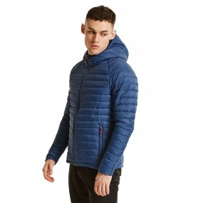 Men's Phasedown Alpaca Fill Insulated Jacket Admiral Blue