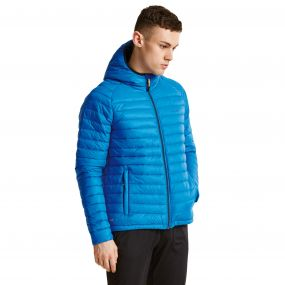 Men's Phasedown Fill Insulated Jacket Oxford Blue