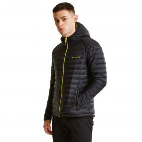 Men's Phasedown Alpaca Fill Insulated Jacket Black