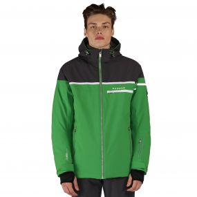Hill Seeker Ski Jacket Extreme Green
