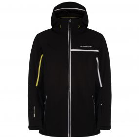 Roused Jacket Black