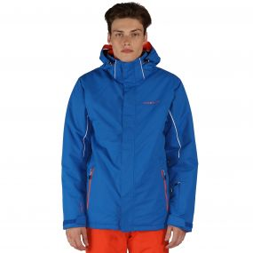 Formulate Ski Jacket Oxford Blue