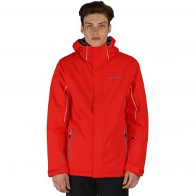 Formulate Ski Jacket Fiery Red