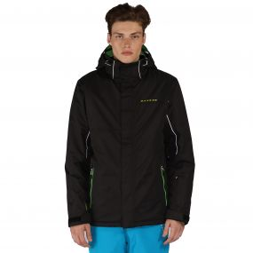 Formulate Ski Jacket Black
