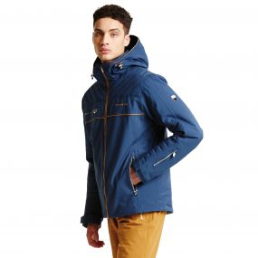Men's Expose Ski Jacket Admiral Blue