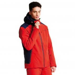 Men's Rendition Ski Jacket Sevill/Admrl