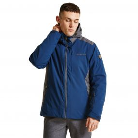 Men's Rendition Ski Jacket Admrl/Charco