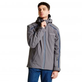 Men's Immensity II Ski Jacket Smokey Grey