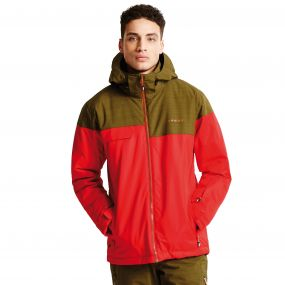 Men's Requisite II Ski Jacket Seville/Camo