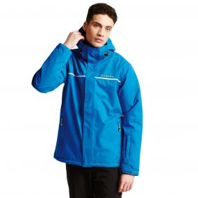 Men's Steady Out Ski Jacket Oxford Blue