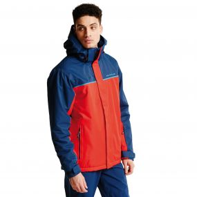 Men's Steady Out Ski Jacket Sevill/Admrl