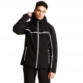 Men's Obtain Ski Jacket Black