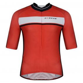 AEP Hammer Down Cycle Jersey Fiery Red