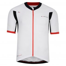 AEP Rouleur Cycle Jersey White
