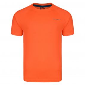 Endgame T-Shirt Neon Orange