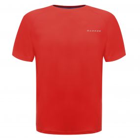 Endgame T-Shirt Fiery Red