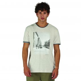 Out of Town T-Shirt White