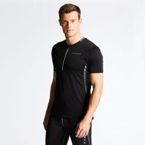 Men's Attest Workout T-Shirt Black