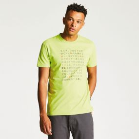 Verses Tee Lime Punch