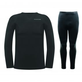 Men's Zonal III Base Layer Set Black