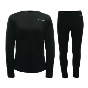 Men's Insulate Base Layer Set Black