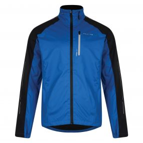 Caliber II Jacket Sky Diver Blue