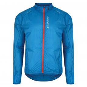 Ensphere Packaway Jacket Methyl Blue